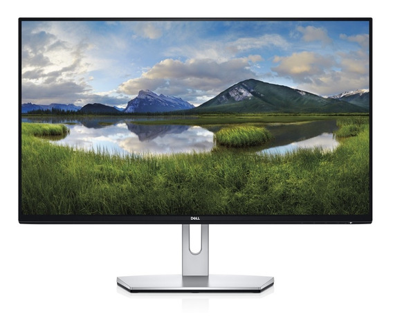 Monitor Dell Led Full Hd Ips De 27 S2719h Preto