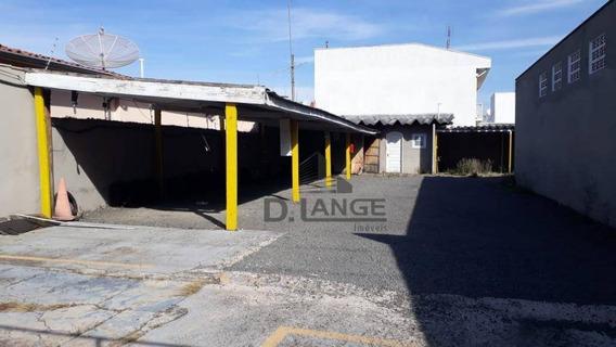 Terreno À Venda, 402 M² Por R$ 800.000,00 - Jardim Chapadão - Campinas/sp - Te4366