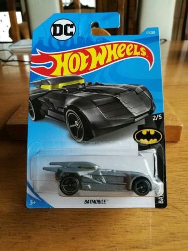 Hot Wheels Batmobile Dc
