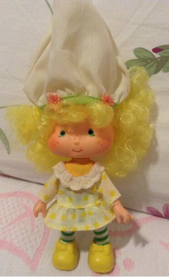 Boneca Moranguinho Lemon Merengue Kenner