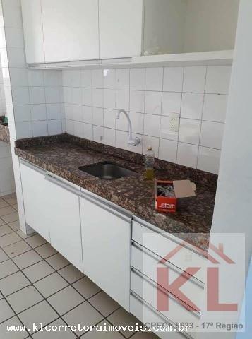 Apartamento Para Venda Em Natal, Neopolis, 2 Dormitórios, 1 Banheiro, 1 Vaga - Ka 0884