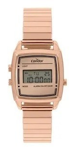 Relógio Condor Mini Feminino Rosé Cojh512ag/4j