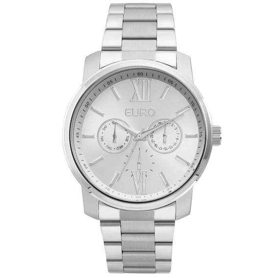 Relógio Euro Feminino Social Wr 50m Barato Eu6p29agv/3k