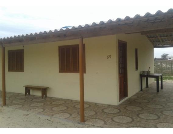 Casa Em Praia Do Quintão Com 2 Dormitórios - Lu429632
