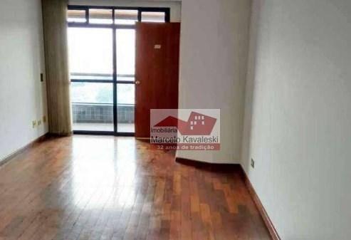 Imagem 1 de 14 de Apartamento Com 3 Dormitórios À Venda, 100 M² Por R$ 850.000 - Chácara Inglesa - São Paulo/sp - Ap7673