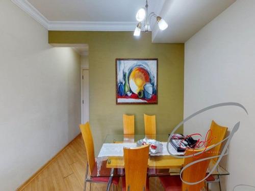 Lindo Apartamento 3 Dormitórios 1 Suíte - Jaguaré - Ap00805 - 69285740