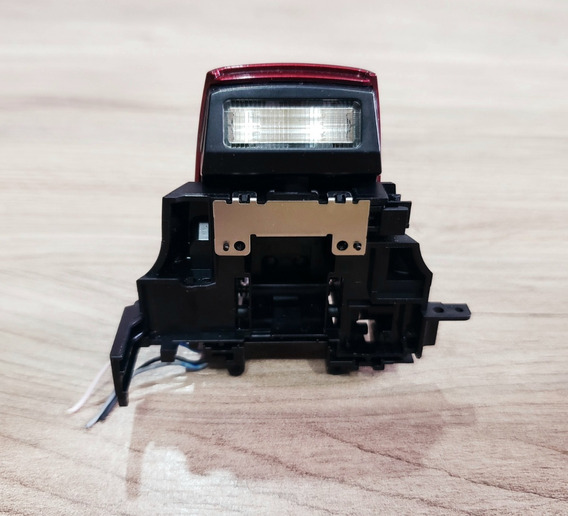 Mecanismo De Flash Da Camera Nikon P510