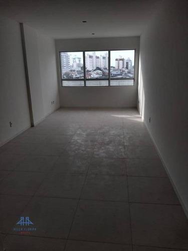 Imagem 1 de 10 de Sala À Venda, 38 M² Por R$ 168.900,00 - Capoeiras - Florianópolis/sc - Sa0059