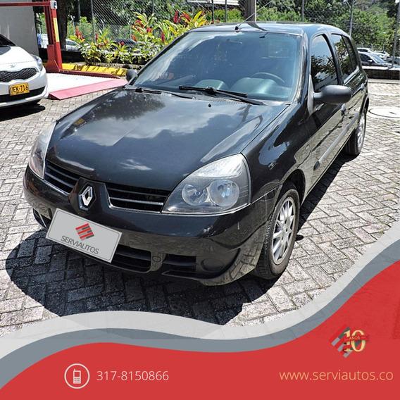 Renault Clio Campus Mt 1.2 2015 Hzo047