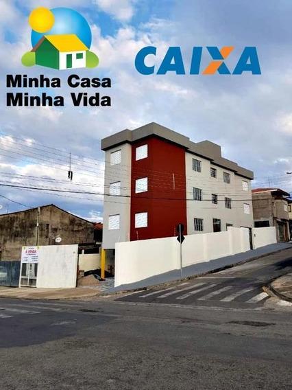 Apartamento Residencial À Venda No Jardim Imperial - Atibaia. - Ap0059