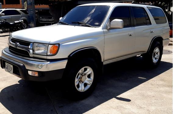 Toyota 4 Runner 2002 Blindada