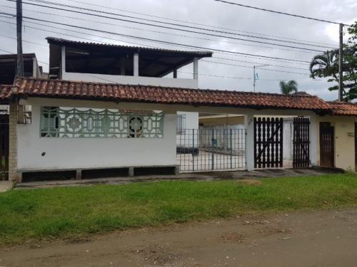 Imagem 1 de 14 de Casa Lado Praia Com 4 Dormitórios Em Itanhaém/sp 6137-pc