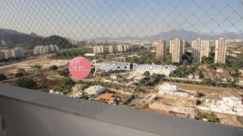 Imagem 1 de 13 de Apartamento-à Venda-barra Da Tijuca-rio De Janeiro - 201714