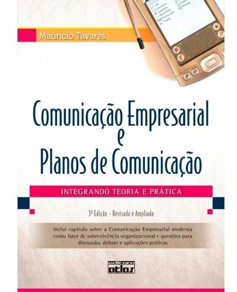 Livro Comunicação Empresarial E Planos De Comunicação