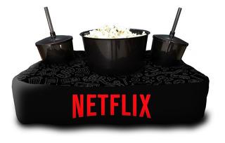 Kit Pipoca - Netflix