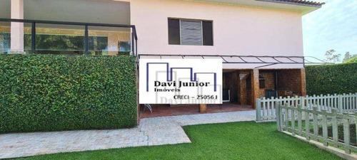 Casa Com 3 Dormitórios À Venda, 400 M² Por R$ 1.300.000,00 - Condomínio Vale Do Lago - Sorocaba/sp - Ca2537