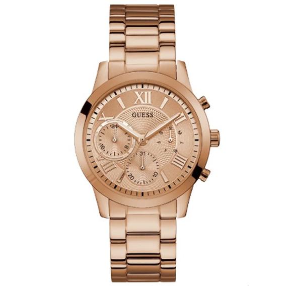 Relógio Guess Feminino Rosê 92686lpgdra3