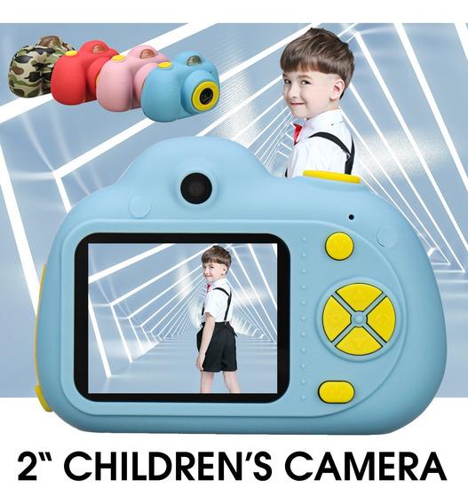 8mp Cmos Crianças Crianças Câmera Digital De Movimento De