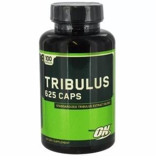 Tribulus Terrestris On 625mg 100cps Optimum Pronta Entrega