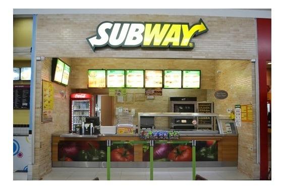 Loja Subway Shopping D