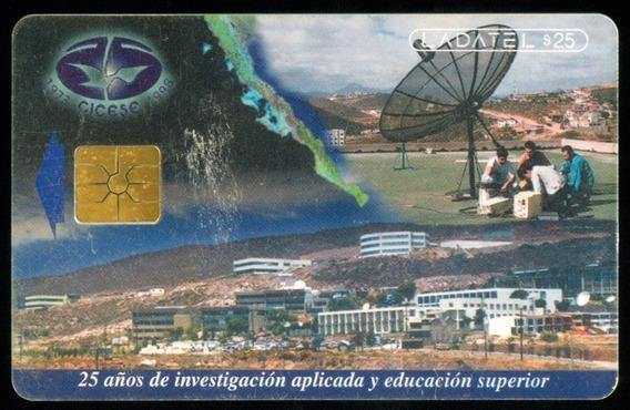 Tn79 Telnor Cicese Centro De Investigacion Cientifica Y De E
