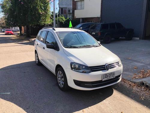 Volkswagen Suran 2012 1.6 101cv