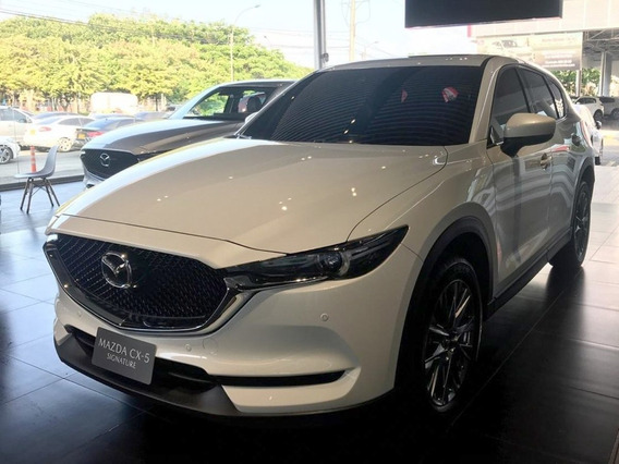 Mazda Cx5 Signature Blanco 2.5l 2020