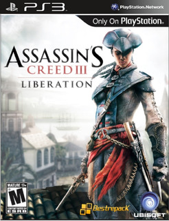 Assassins Creed Liberation Ps3