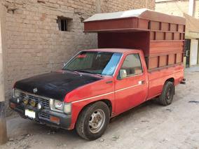 Camioneta Pickup Datsun - Tipo Furgon - Td27