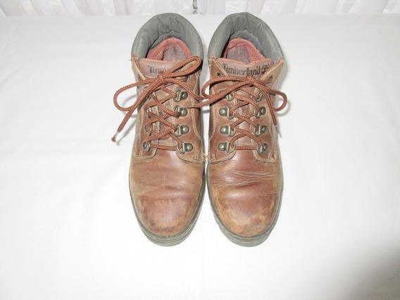 Zapatos- Botitas Timberland Para Niña O Mujer, Excelente Est