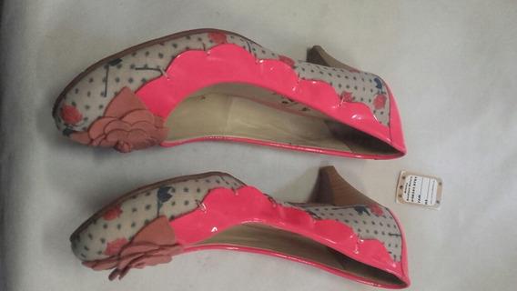 Sapato Marca Cravo E Canela 38
