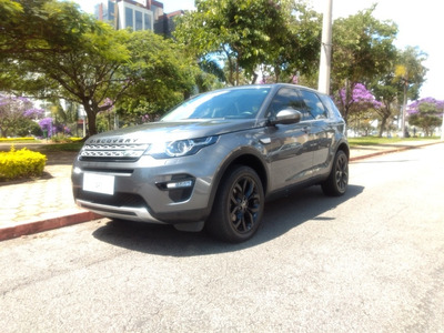 Land Rover Discovery Sport Hse 7 Lugares 2015