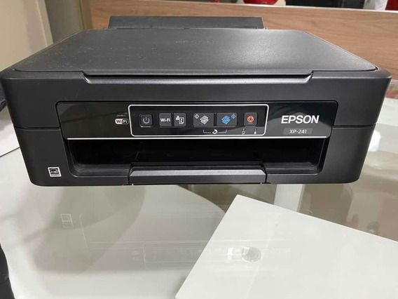 Impressora A Cor Multifuncional Epson Xp-241