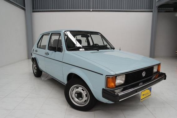 Volkswagen Caribe 1981 de Colección