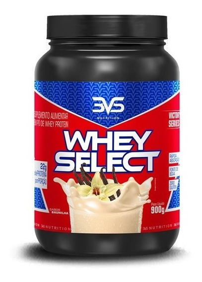Whey Protein Select 3vs 900g