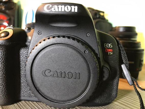 Canon T5i Kit Completo(18-55+50mm)