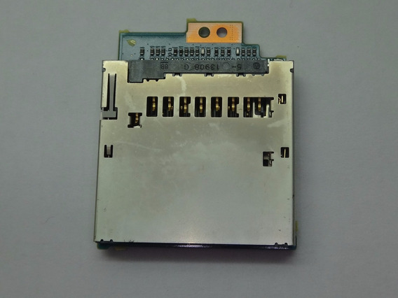 Circuito Slot Do Cartão Sony Nex-5a