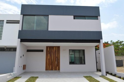 Casa Nueva En Fraccionamiento Los Almendros
