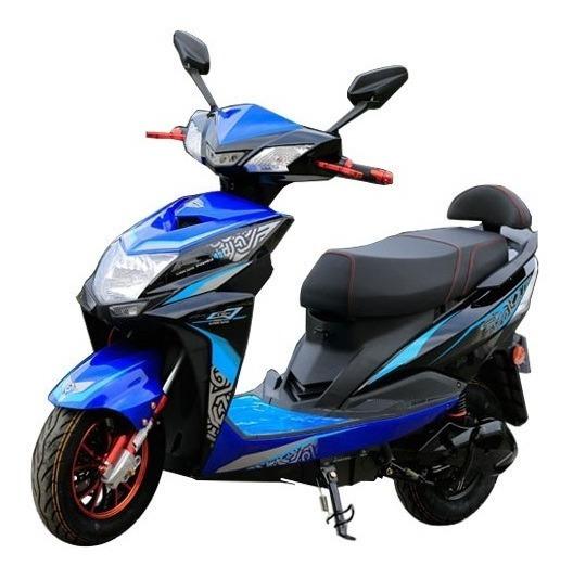 Motocicleta Eléctrica Golovolt Modelo Gio