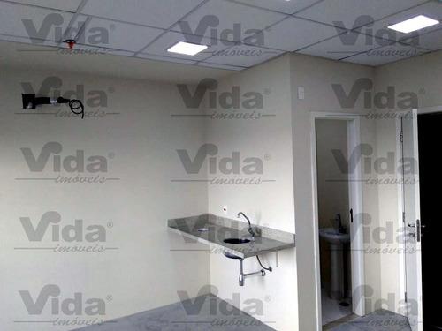 Imagem 1 de 9 de Sala Para Locação Em Centro  -  Osasco - 34841