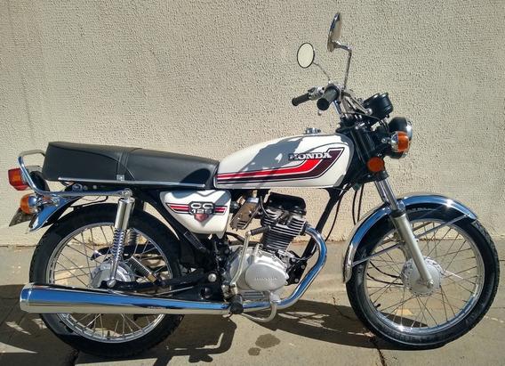 Honda Honda Cg 1981