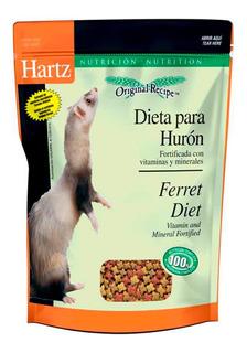Alimento Premium Para Huron Ferret Diet 1 Kg Hartz