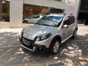 Renault Sandero 1.6 Stepway 16v Flex 4p Automático