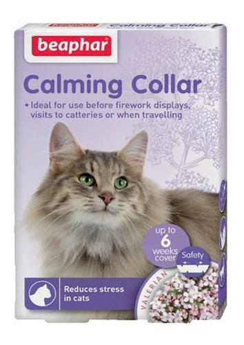 Calming Collar Para Gato, Reductor De Estrés Y Ansiedad