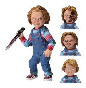 Brinquedo Assassino Figure Action Neca Boneco Chucky Barato