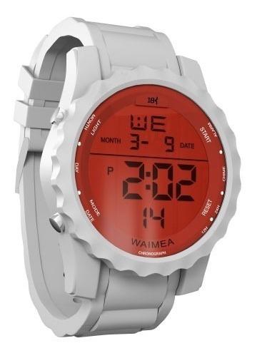 Relógio Digital Masculino 18k Esporte Original Melhor Preço