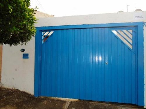 Imagem 1 de 15 de Casa Para Venda Em Araras, Jardim Residencial Alvorada, 1 Dormitório, 1 Banheiro, 2 Vagas - F3227_2-749471