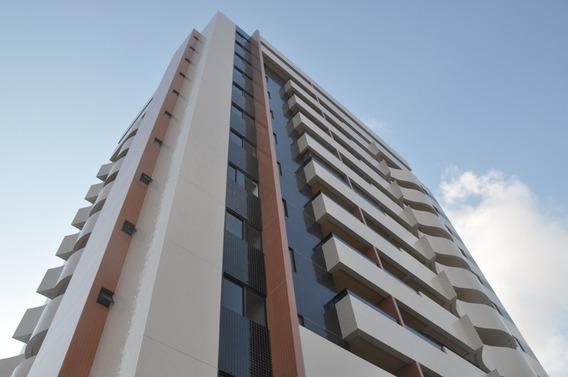 Apartamento 3 Quartos, Suíte, Novo, 75m², Farol, Maceió, Al - Wma372
