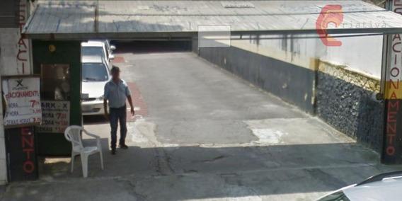 Imóvel Estacionamento Com Renda Próximo Metrô - Te0038