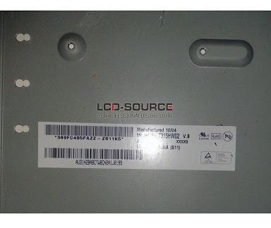 ( Palf02 ) Tela Display Ln32b530p2m T315hw02 V.b